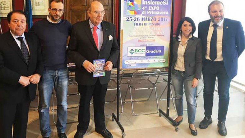 BCC InsiemeSì 2017 Expo di Primavera alla Fiera di Pesaro
